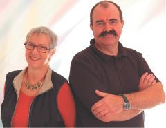 La loi du 2 ao�t 2005 a permis � Maguy Desgardin, qui travaille avec son �poux plombier-chauffagiste, de choisir le statut de conjoint collaborateur.