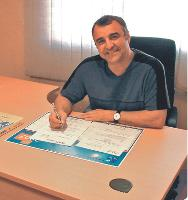 A la tête d'une entreprise de bâtiment, José Tébar ne ménage pas sa peine pour défendre ses confrères.