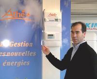 L'automate mis au point par Manuel Rodrigues choisit le moment de la mise en route du chauffage avec l'énergie la plus économique.