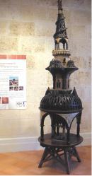 Le musée des Compagnons du tour de France abrite de véritables bijoux de la réalisation artisanale.