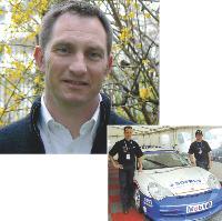 L'entreprise de Jannick Bufaumene bénéficie de la notoriété du réseau Sofrev qui s'appuie, notamment, sur le sponsoring de sport automobile.