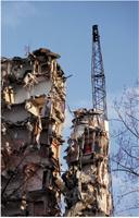 Le secteur de la construction produit 343 MT de déchets par an.