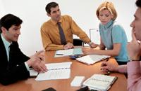 Faire partie d'une organisation permet de tisser des liens avec d'autres professionnels.
