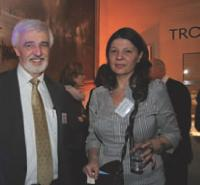 Jean-Pierre Hervé et Christine Chamu (GDF Suez)
