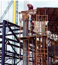 Les chutes de hauteur sont la première cause d'accidents graves et de décès.