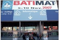 La précédente édition de Batimat, en 2007, a accueilli plus de 400 000 visiteurs, venus des quatre coins du monde.