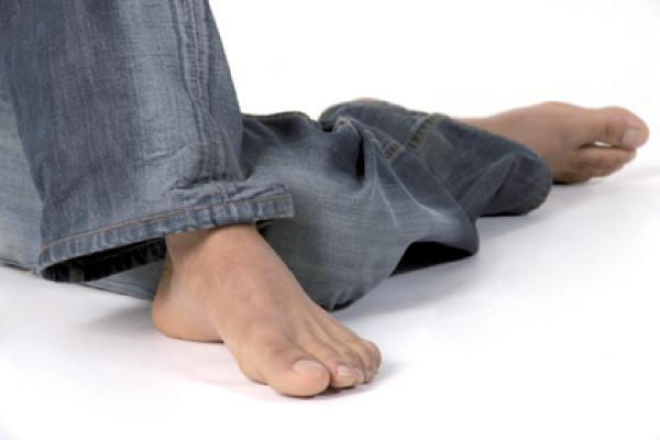 Vos pieds aussi ont le droit d'être protégés!