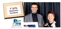 1er prix Ressources humaines