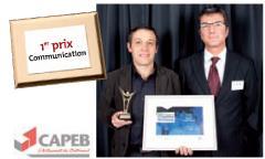 1er prix Communication