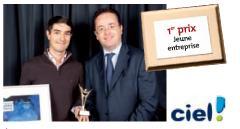 1er prix Jeune entreprise