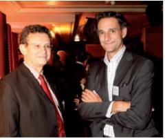 Pierre Brunhes (DGCIS) et Hervé Lenglart (Editialis)
