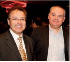 Filadelfo Valène et Pascal Bourdin (Income International)