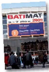 Sur Batimat, innovation rime avec Grenelle de l'environnement