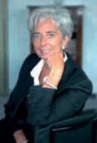 «Je ne veux pas que les banques laissent tomber les PME », avertit Christine Lagarde, ministre de l'Economie