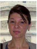 Christine Chamu, chargée de communication chez GDF Suez.