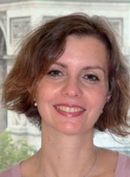 Céline Jacquot, rédactrice en chef adjointe d'Artisans mag'.