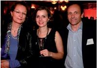 Agnès Heyberger-Paroiss (Ademe), Céline Jacquot et Alain Holtz (Editialis).