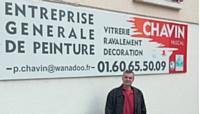 Pascal Chavin souhaite sensibiliser les acteurs du BTP au traitement des déchets dangereux.