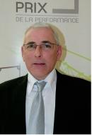 Gilles Marin, récompensé pour son comportement écologique initié de longue date.