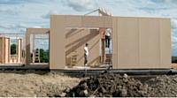 La maison à ossature bois se développe en France en répondant facilement à la norme RT 2012.
