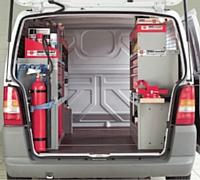 Il est donc nécessaire de faire installer, par un spécialiste, des compartiments adaptés aux contraintes du métier.