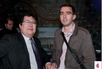 Eric Jurquet et Claude Rabuel (Rabuel Construction)