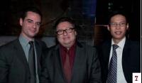 Romain Di Meo, Christian Naudin et Christian Sim (Illico Travaux)
