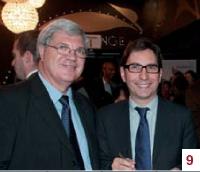 Jean-Louis Maître (APCMA) et Philippe Bollecker (MNRA)