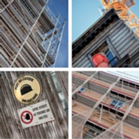 Protéger un chantier est toujours plus délicat que de sécuriser un bâtiment.