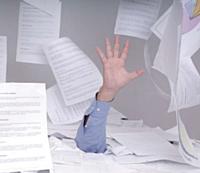 Pour rationaliser votre consommation de papier, il est impératif d'estimer la quantité de copies utilisées ou perdues.