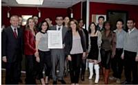 La certification ISO 9001 a couronné les efforts de modernisation produits durant deux ans par Cloisons Express.