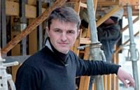 Patrick Fosses a reçu le deuxième prix pour sa reconversion réussie.
