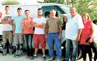 Grâce à la mise en commun des talents et savoirs de deux sociétés, l'équipe de la Scop Prat décroche de nouveaux appels d'offres.