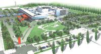 Les travaux, conduits par GFC Construction (filiale de Bouygues Construction), démarreront fin novembre 2007 pour une durée de trois ans. L'ouverture au public est prévue pour mai 2011.