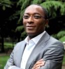 Olivier Njamfa, fondateur et p-dg d'Eptica, entreprise de gestion des interactions clients