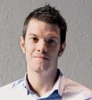 Maxime Baumard, responsable communication d'iAdvize.com, spécialiste des solutions d'aide en ligne