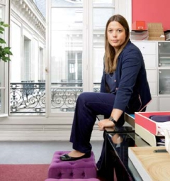Yseulys Costes, fondatrice de 1000mercis, agence de marketing interactif