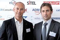 Pierre Villeneuve (à gauche) - Ikeaet René-Paul Feltrin (à droite) - Eodom