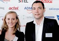 Hélène Jonquoy et Julien Nicolas Voyages-sncf.com