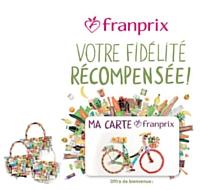 FRANPRIX RECOMPENSE (ENFIN) SES CLIENTS FIDELES