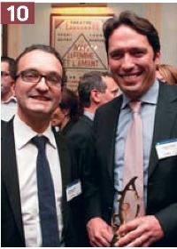 François Cousi (PMP Conseil), Philippe Riveron (Learning CRM).