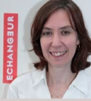ELISABETH MENANT, chef de projet marketing chez l'Echangeur by LaSer
