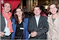 Arnaud De Lacoste (Acticall), Hélène Bury (Acticall), Bruno Mothion (Teleperformance), Flore Firino Martell (Teleressources).