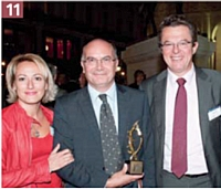 Céline Etienne (Oscaro), Eric Lestanguet (GDF Suez), Henri Ducré (GDF Suez).