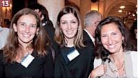 Chloé Beauvallet (PMU), Camille Sicurani (Cocedal Conseil), Carolle Sasson (Cocedal Conseil).