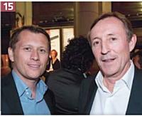 Matthieu Bouin (Webhelp), Didier Duchassin (Orange Business Services).