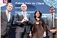 Eric Dadian (AFRC), Arnaud Deschamps (Nespresso), Arielle Belicha-Hardy (TNS Sofres), Eric Falque (BearingPoint).