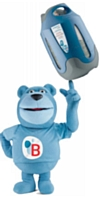 Modernisée, la mascotte de Butagaz réunit plus de 47 000 fans sur sa page Facebook.