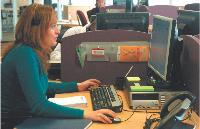 Le nouveau centre d'appels de la CCIP compte 20 positions et enregistre environ 1 100 appels par jour.