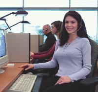 Une majorité de téléconseillers aiment leur travail